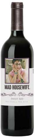 Mad Housewife Cellars Sweet Red